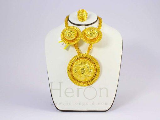 ንፍሖ NFHO N03 – Heron Gold