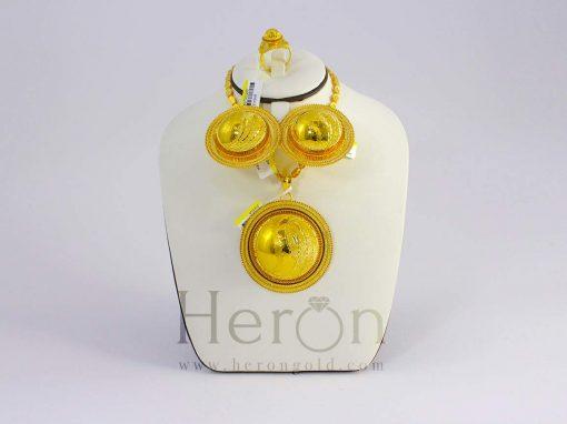 ንፍሖ NFHO N04 – Heron Gold
